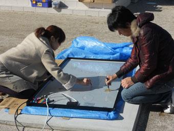 福岡県 行橋市 森本様の太陽光パネル設置写真の2枚目です