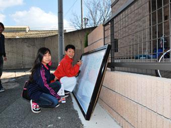 山口県下関市 宮崎様の太陽光パネル設置写真の2枚目です